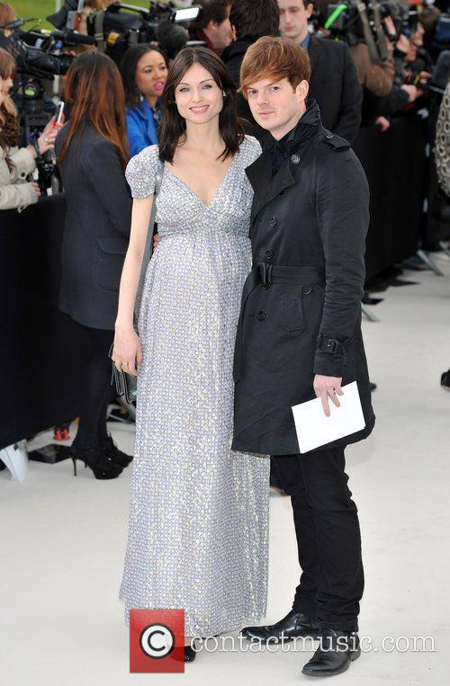 Sophie Ellis-bextor, Richard Jones and London Fashion Week 7
