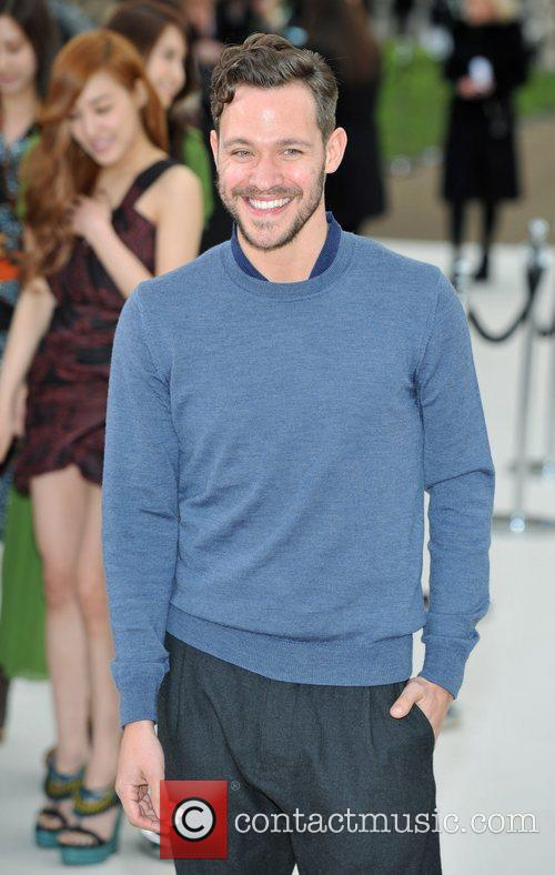 Will Young, London Fashion Week