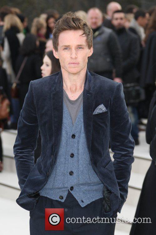Eddie Redmayne and London Fashion Week 3