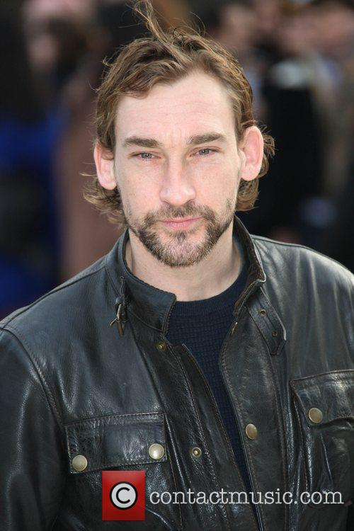 Joseph Mawle and London Fashion Week 5