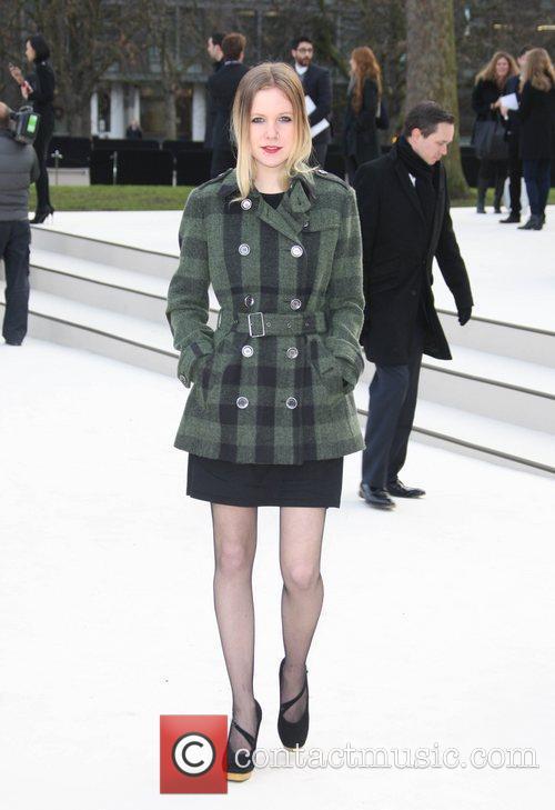 Misty Miller London Fashion Week - Autumn/Winter 2012...