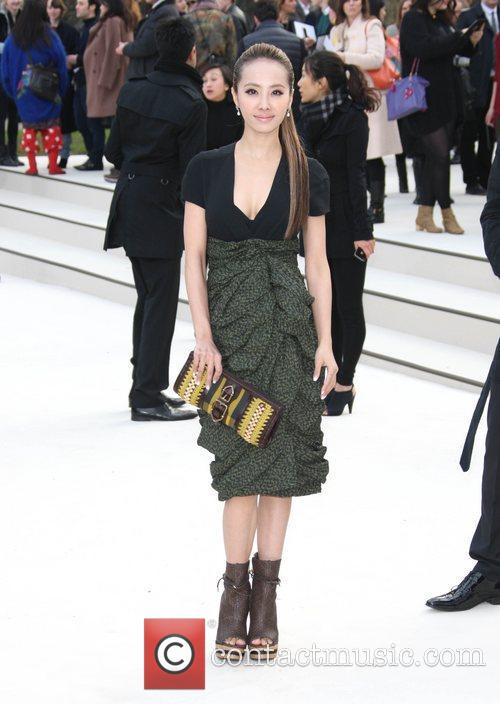 Vivian Hsu and London Fashion Week 2
