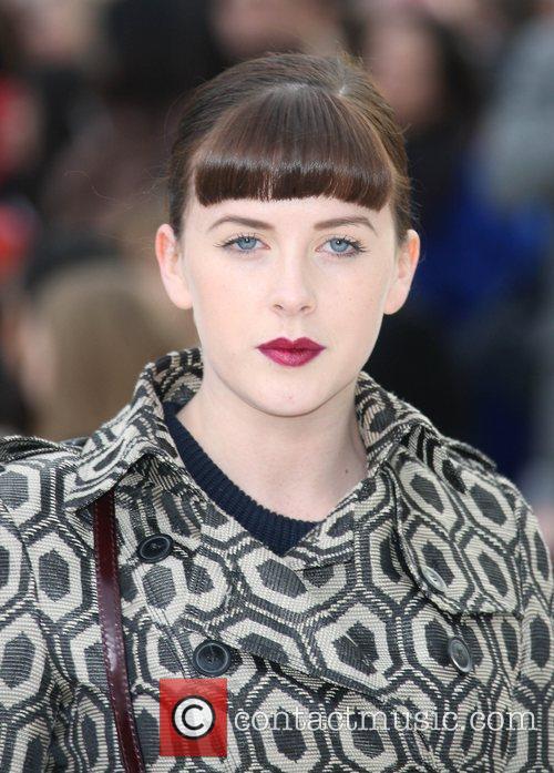 Alexandra Roach and London Fashion Week 4