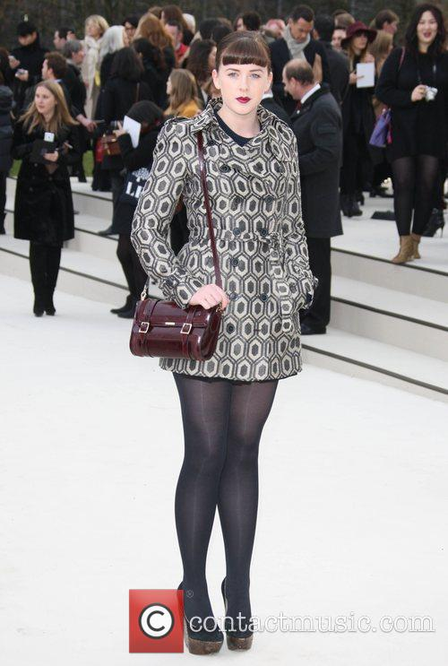 Alexandra Roach and London Fashion Week 5
