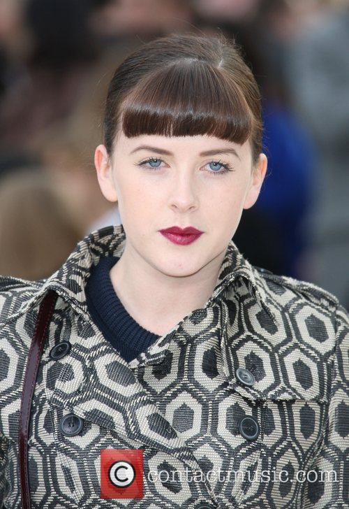 Alexandra Roach and London Fashion Week 6