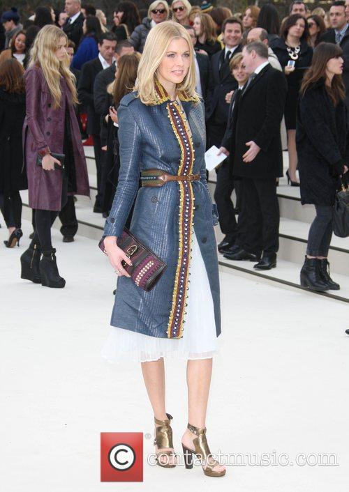 Donna Air and London Fashion Week 5
