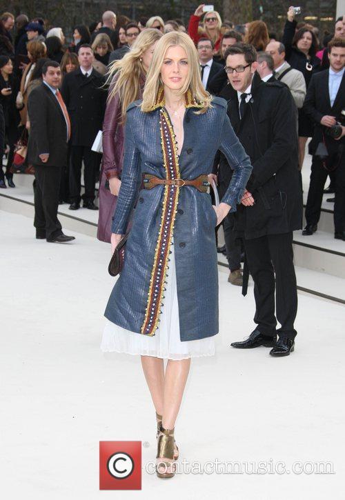 Donna Air and London Fashion Week 6