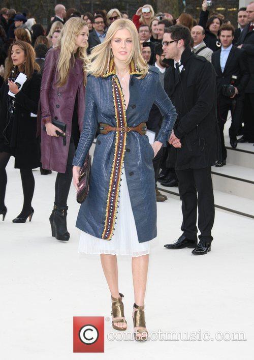 Donna Air and London Fashion Week 1