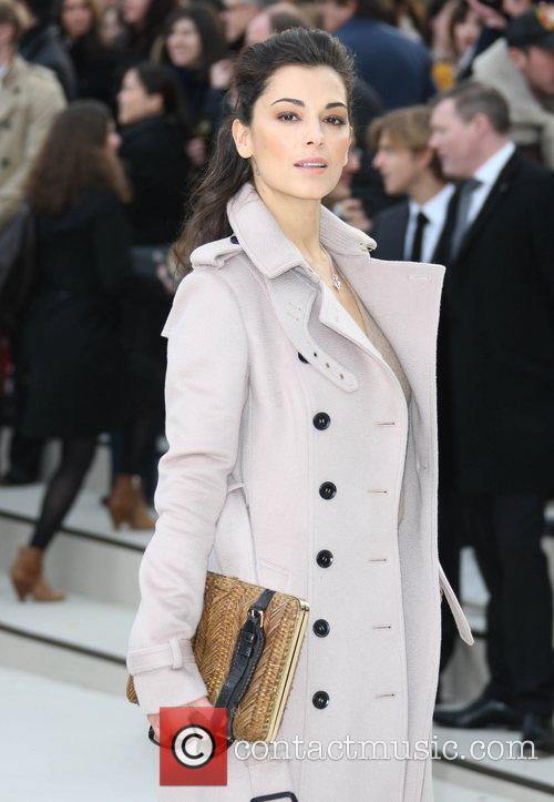 Giorgia Surina London Fashion Week - Autumn/Winter 2012...