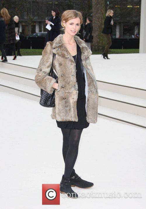 Jacquetta Wheeler London Fashion Week - Autumn/Winter 2012...