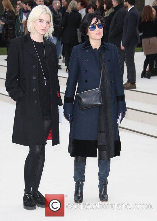 Karen Anne of Ramona and Sharleen Spiteri London...