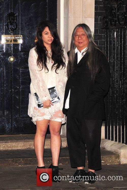 10 Downing Street and London Fashion Week 2