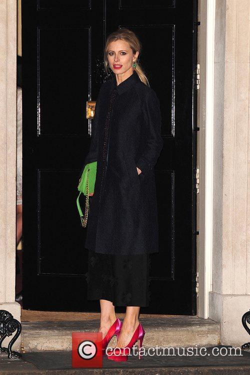 Laura Bailey, 10 Downing Street and London Fashion Week 2