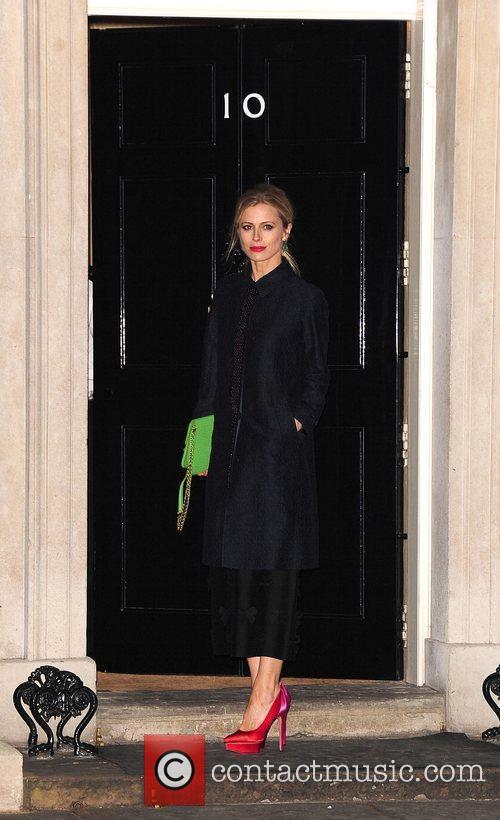 Laura Bailey, 10 Downing Street and London Fashion Week 1