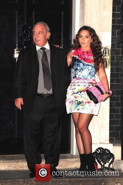 10 Downing Street and London Fashion Week 7