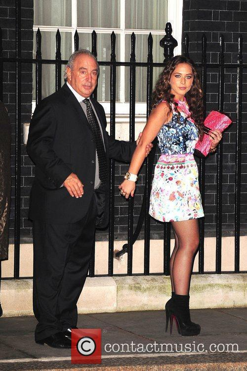 10 Downing Street and London Fashion Week 8