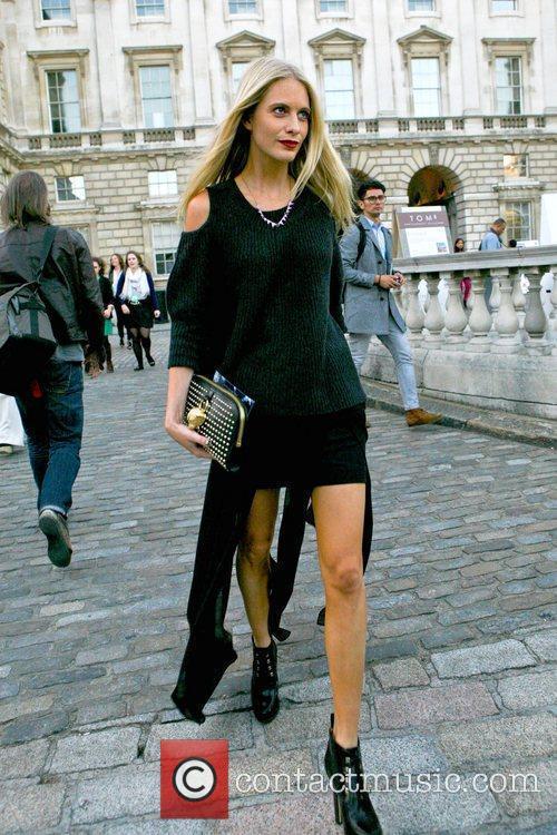 Guest London Fashion Week Spring/Summer 2013 - Celebrity...