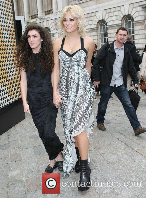 Pixie Lott and London Fashion Week 5