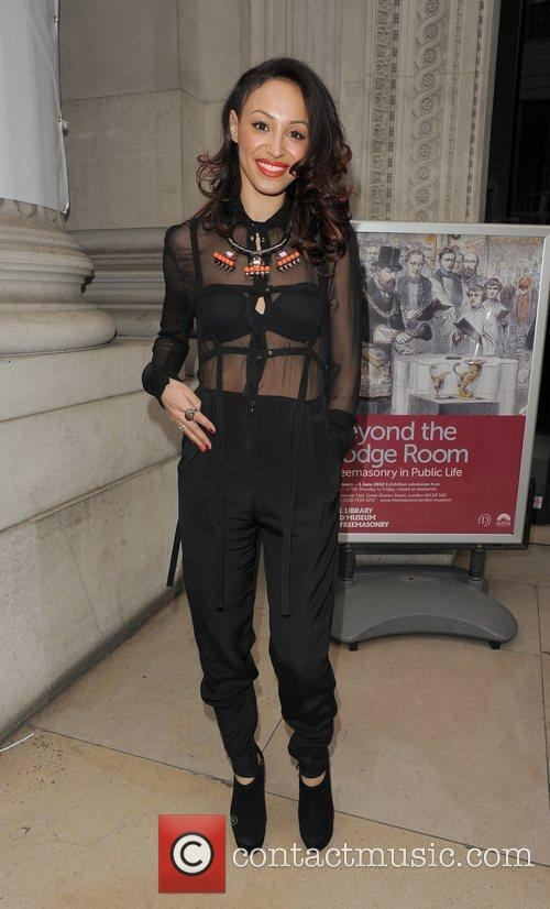 Amelle Berrabah and London Fashion Week 2