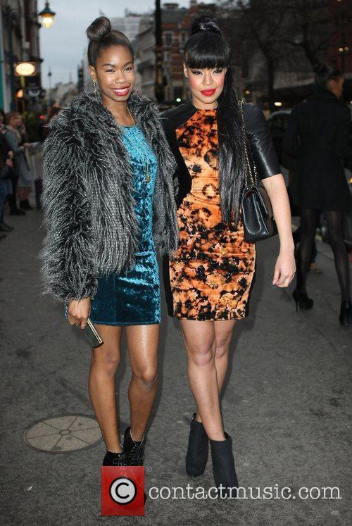 Sarah-jane Crawford and London Fashion Week 1