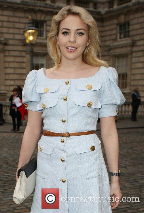 Lydia and London Fashion Week 4