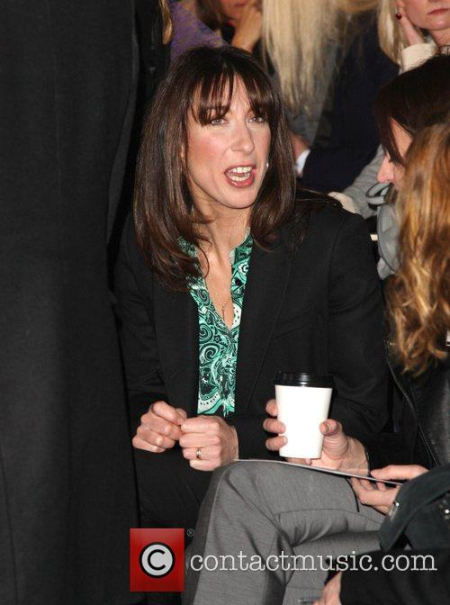 Samantha Cameron and London Fashion Week 3
