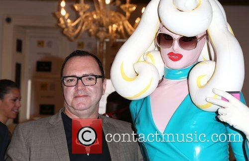 Christopher Ciccone and London Fashion Week 8