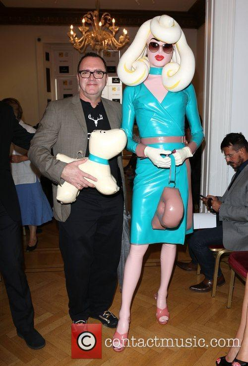 Christopher Ciccone and London Fashion Week 1