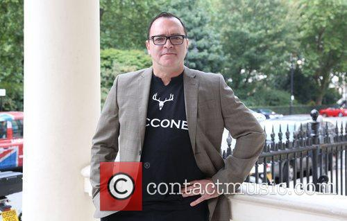 Christopher Ciccone and London Fashion Week 4