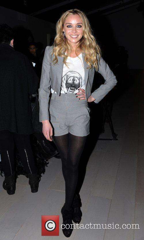 Guest, Louise Redknapp and London Fashion Week 2