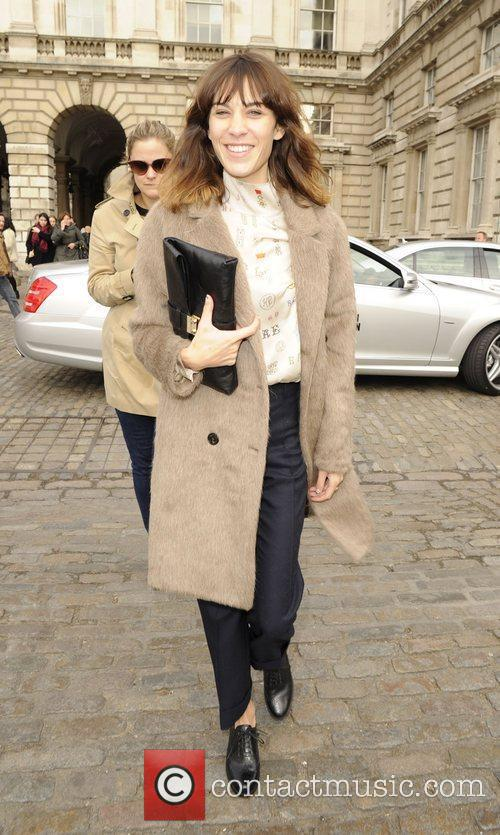 London Fashion Week - Autumn/Winter 2012 - David...