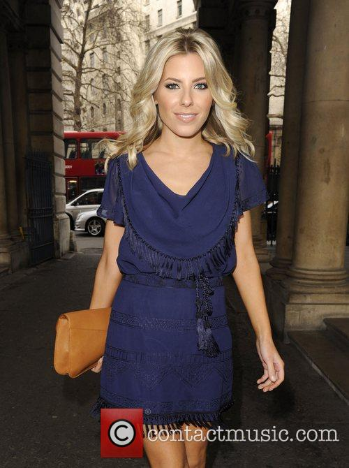 Mollie King and London Fashion Week 9