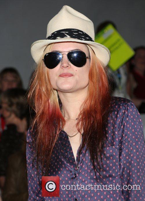 Alison Mosshart London Fashion Week Spring/Summer 2013 -...