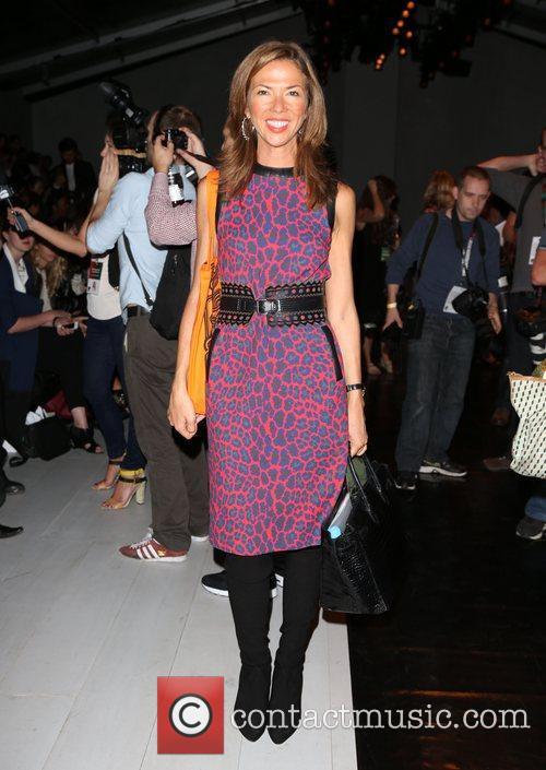 Heather Kerzner London Fashion Week Spring/Summer 2013 -...