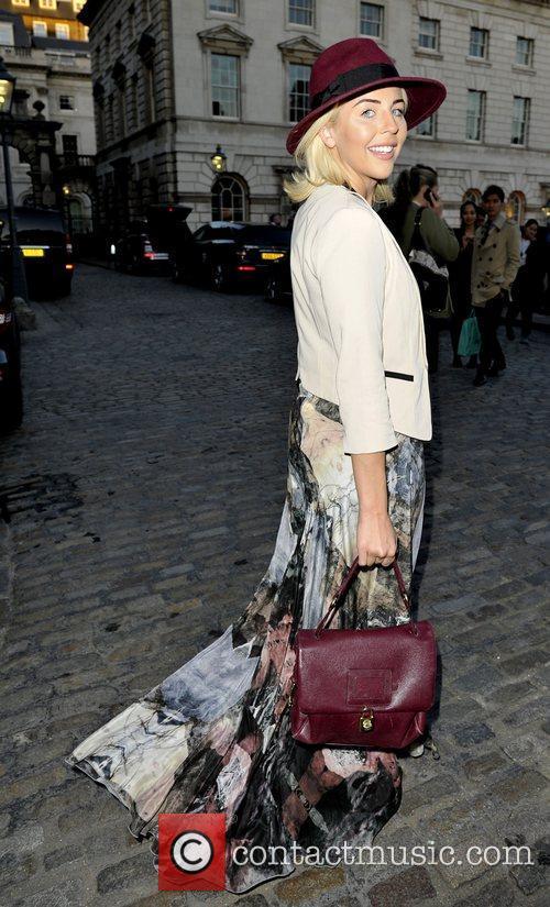 London Fashion Week Spring/Summer 2013 - Fashion Fringe...