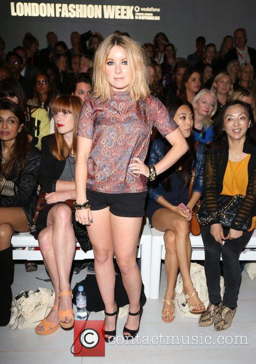 Little Boots and London Fashion Week 2