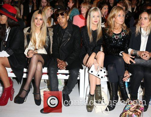 London Fashion Week Spring/Summer 2013 - Felder Felder...