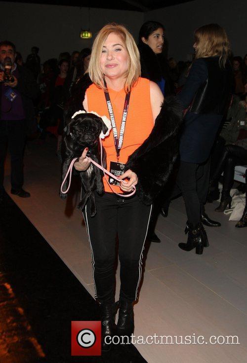 Brix Smith-start and London Fashion Week 2