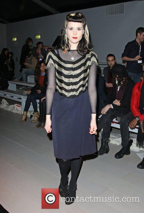 Kate Nash and London Fashion Week 4
