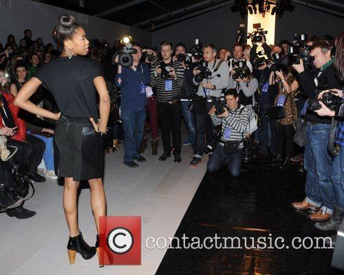 London Fashion Week - Autumn/Winter 2012 - Felder...