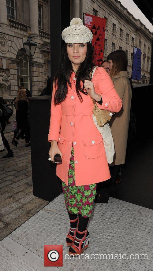 London Fashion Week Autumn/Winter 2012 - Felder Felder...
