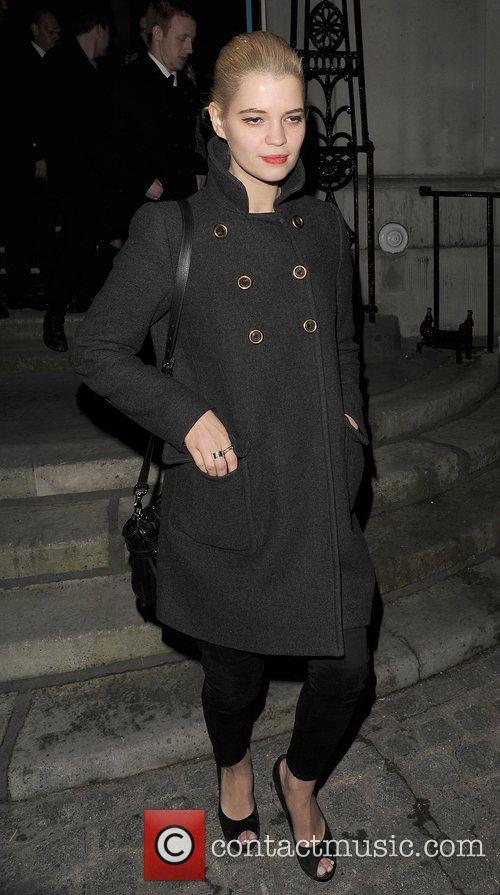 Pixie Geldof and London Fashion Week 1