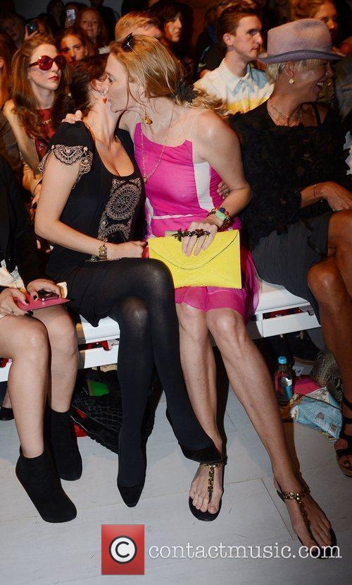 London Fashion Week Spring/Summer 2013 - Holly Fulton...