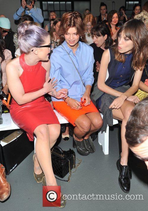 Kelly Osbourne, Alexa Chung, Pixie Geldof and London Fashion Week 3