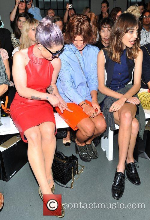 Kelly Osbourne, Alexa Chung, Pixie Geldof and London Fashion Week 7