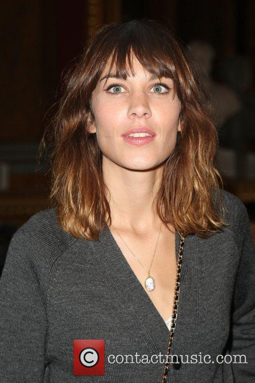 Alexa Chung and London Fashion Week 6