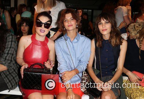 Kelly Osbourne, Alexa Chung, Pixie Geldof and London Fashion Week 8