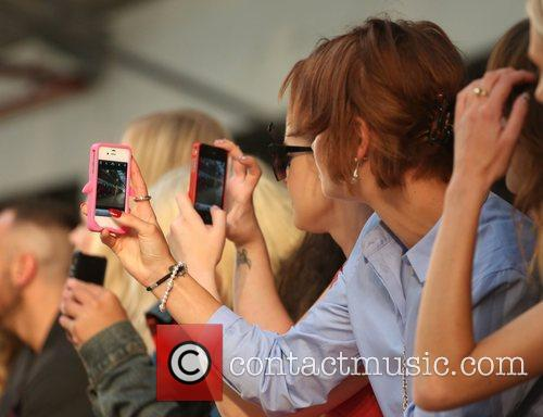 Kelly Osbourne, Pixie Geldof and London Fashion Week 3