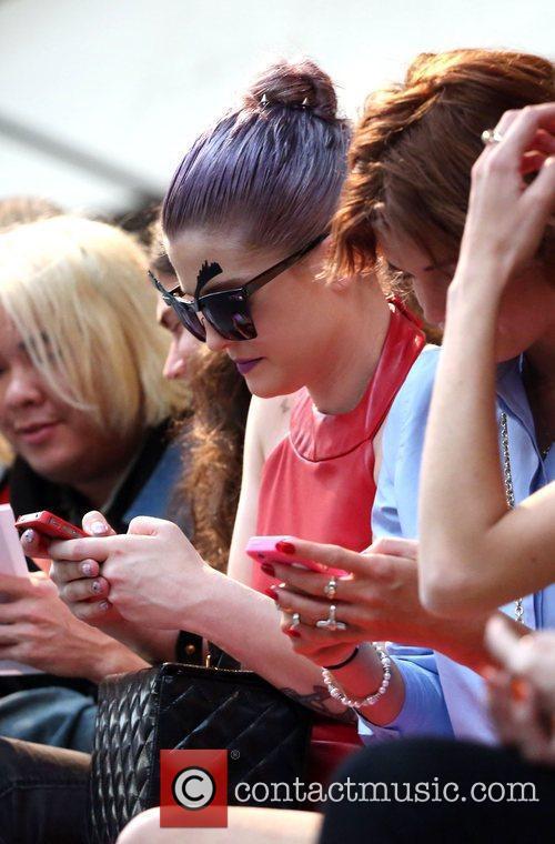 Kelly Osbourne, Pixie Geldof and London Fashion Week 1