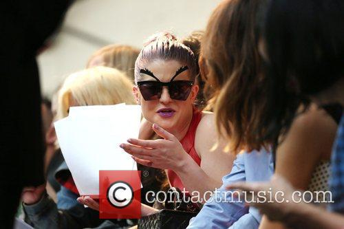 Kelly Osbourne and London Fashion Week 9